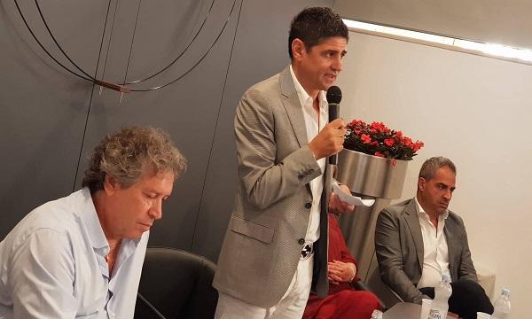 Teatro, Dragone e D'Angelis: 'Cairano smart land'