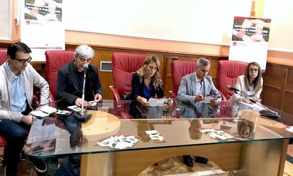 Sistema lavoro in Irpinia, presentato il progetto ad Avellino