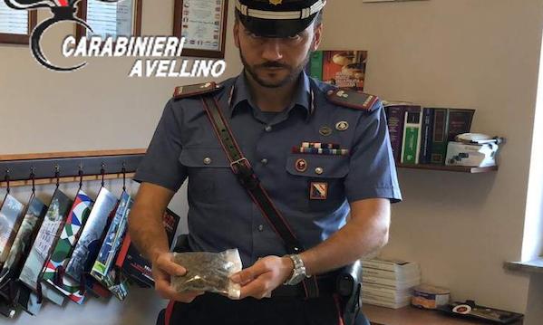 Progetto 'Scuole sicure', studente arrestato a Lioni