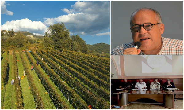 'No al biodigestore nelle terre del vino, pronti a incatenarci'