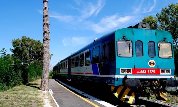 Irpinia Express: nel weekend il treno dell'olio irpino