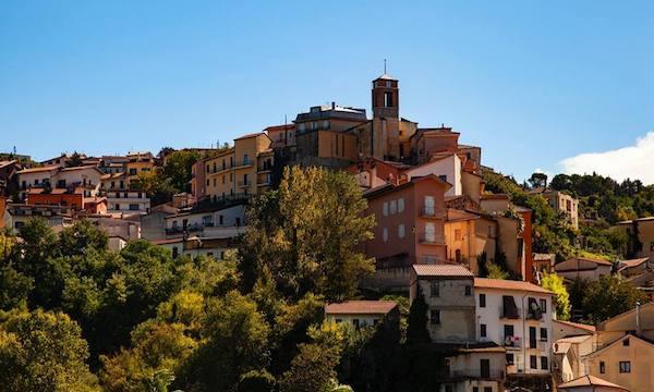 Percorsi di Vino, Castelfranci c'è
