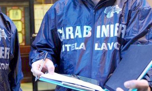 Cantieri a Lioni, sanzioni per 15mila euro