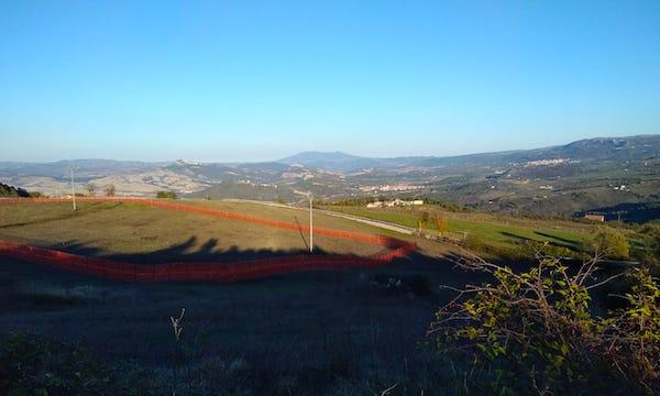 Eolico a Conza, atti sotto sequestro