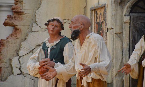 Da Montevergine ad Assisi, il viaggio del Presepe