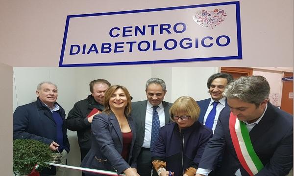 Centro diabetologico, servizio pubblico a Lioni