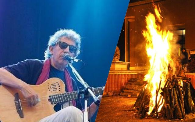 Lioni, concerto e convegno per Eugenio Bennato