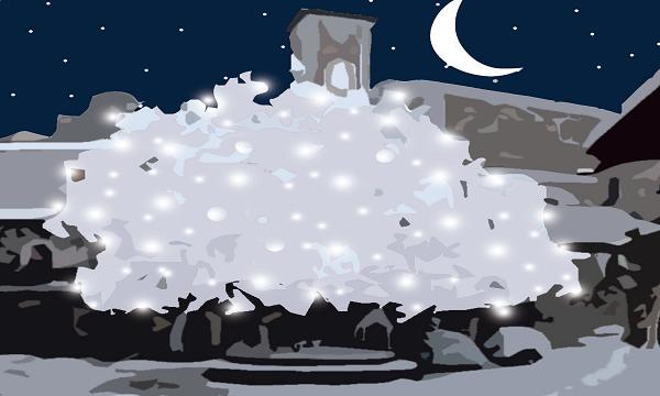 Natale sotto il tiglio, mercatini a Rocca San Felice