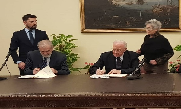 Avellino smart city, dalla Regione 18 milioni di euro