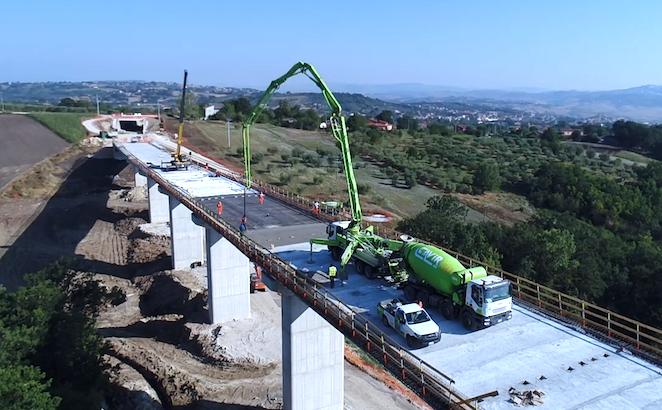 Lioni-Grottaminarda, De Luca: 'A rischio per l'ottusità del Governo'