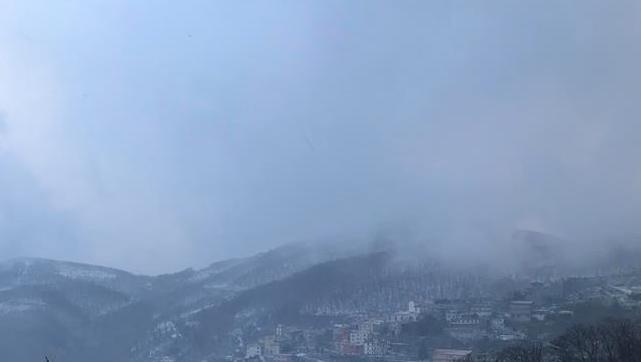 Neve, situazione sotto controllo a Mercogliano