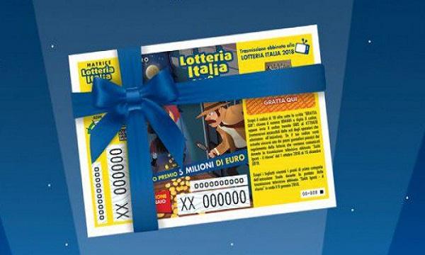 Lotteria Italia, un biglietto vincente anche a Vallata