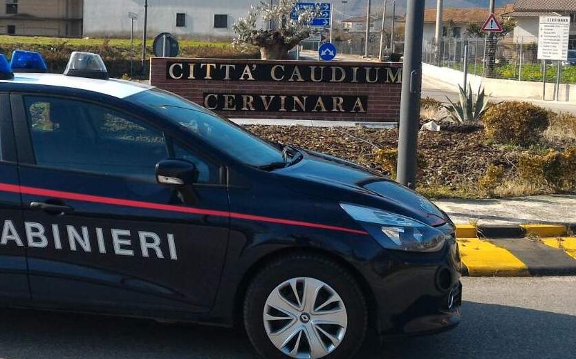 Tentato omicidio a Cervinara, carcere per due pregiudicati