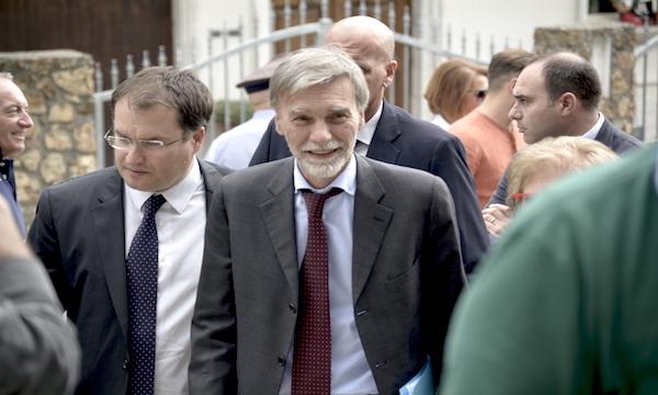 Infrastrutture e sviluppo, a Frigento l'ex ministro Delrio