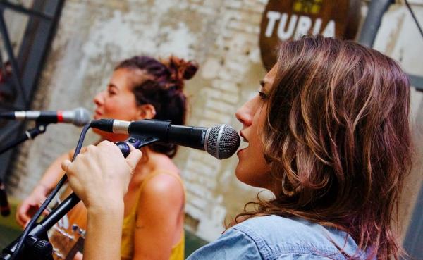 Montella, la primavera porta folk e jazz al femminile