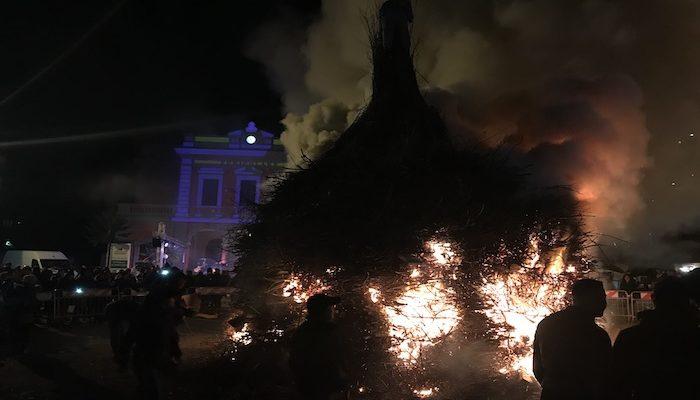 Lumanera e Focarone di Mercogliano, rituali mantenuti vivi dalla comunità