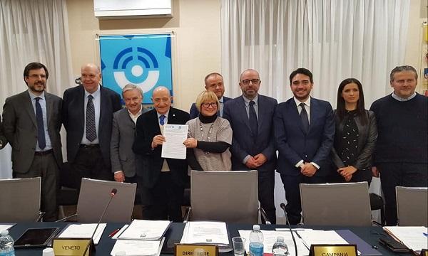 Infanzia, D'Amelio firma intesa Consigli-Unicef