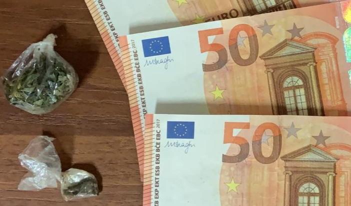Banconote false e droga: un arresto a Grottaminarda