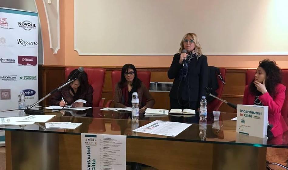 Incantautori in Città, festival di letteratura ad Avellino