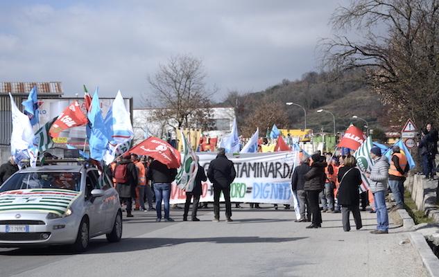 "Lioni-Grottaminarda, Simeone: ""Ennesimo attentato all'Irpinia"""