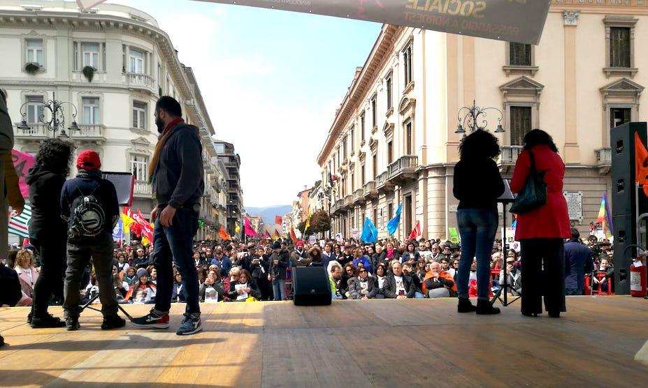 La primavera di Libera: 'Per le vittime silenziose dell'inquinamento in Irpinia'