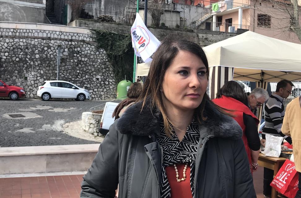 """Maria Pallini: """"Il mio impegno per Mercogliano. E sul traforo meglio aspettare…"""""""