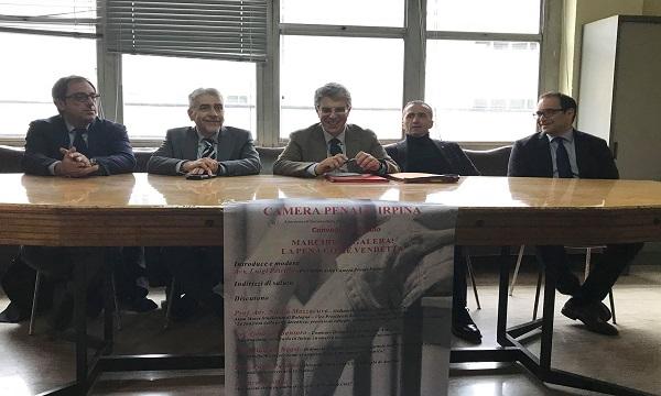 Tribunali, verso lo sciopero: 'Con la chiusura in Alta Irpinia solo disagi'