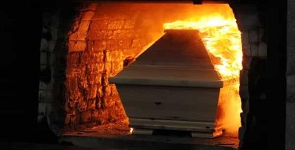 Sturno, l'impianto di cremazione ha vita breve