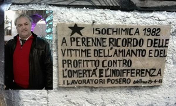Caruso (ISDE): 'Dopo la marcia di Libera serve concretezza'