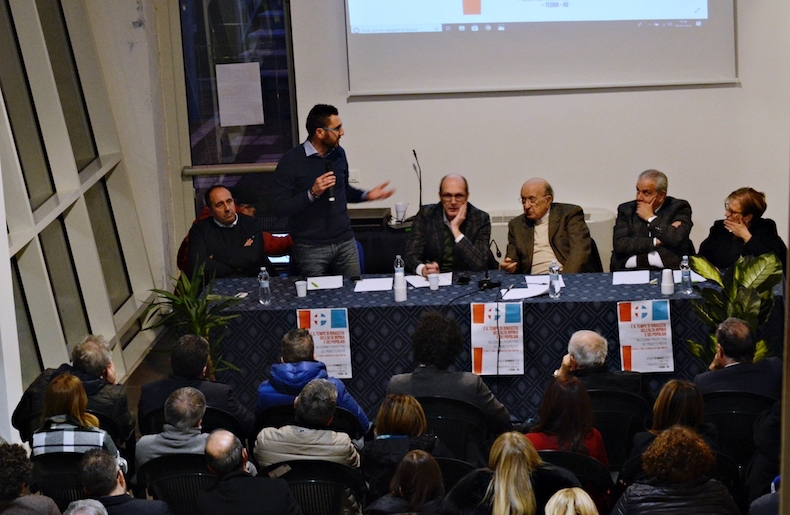 """I Popolari: """"Un forum civile e sociale per il Progetto pilota"""""""