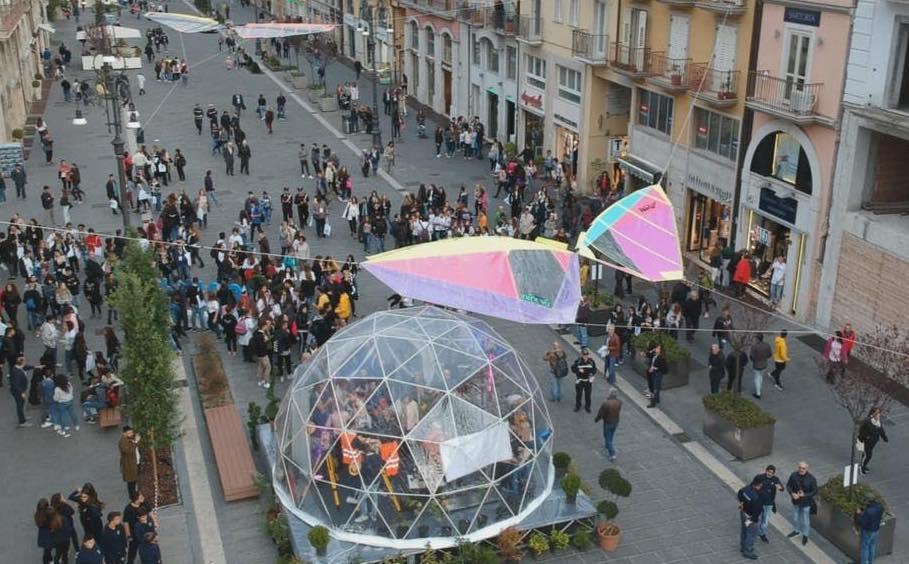 Scuole avellinesi a Genova per Futura, in vetrina il progetto Sowfuture
