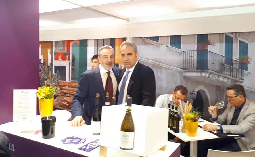 Vinitaly 2019, Petracca: A Verona boom per l'Irpinia del vino
