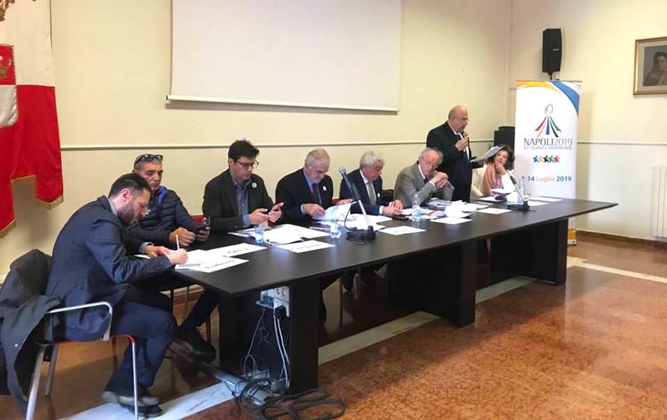 Universiadi 2019, Avellino e Ariano presenti
