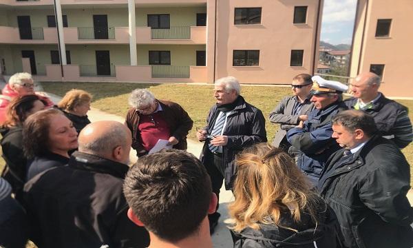 Montella, Capone assegna i primi alloggi popolari