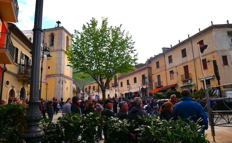 Regione, derby elettorale a Montella