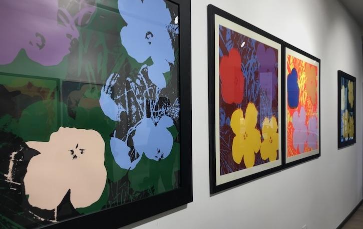 Avellino omaggia Warhol, il Fate Presto alla Axtr Gallery