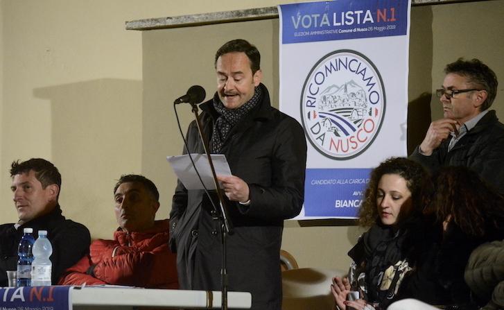 'Il sindaco De Mita convochi il Consiglio, per Nusco serve un piano'