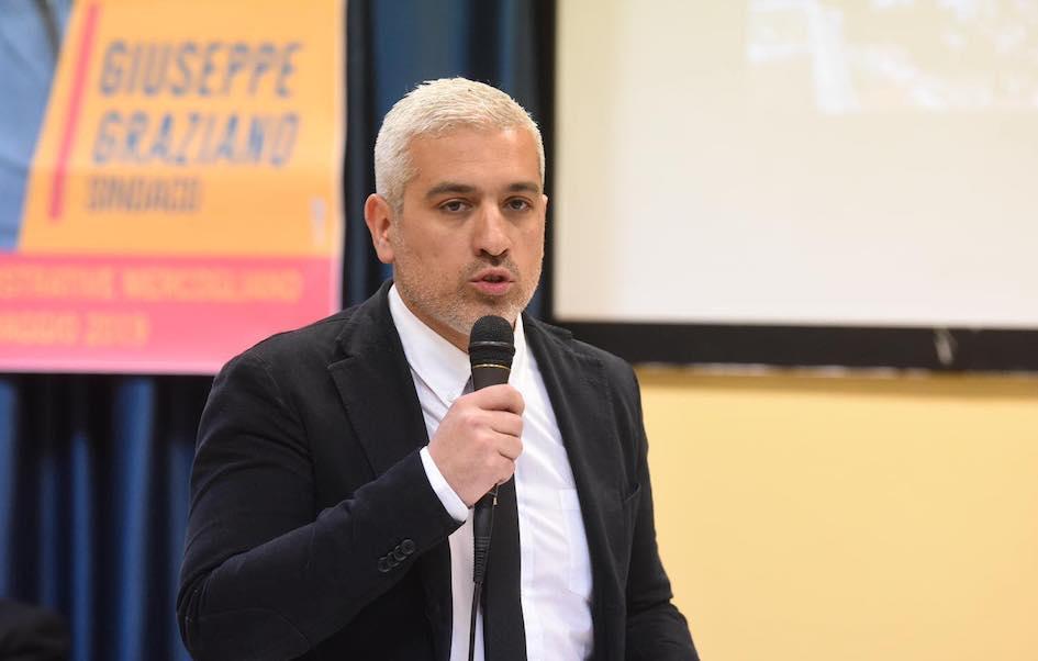 Mercogliano, Graziano chiede streaming del consiglio e monitoraggio aria