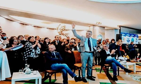 Montoro al voto, Giaquinto alla città: 'Vicini alla gente'