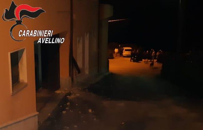 Vallesaccarda, esplosi due tubi di gas: nessun ferito