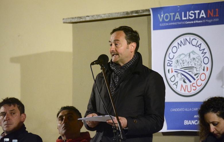 Nusco, De Mita elegge presidente del Consiglio e vice: la minoranza attacca
