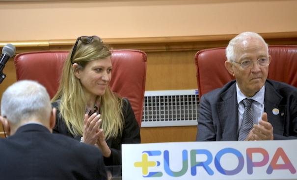 'Unica proposta progressista', +Europa parte da Avellino