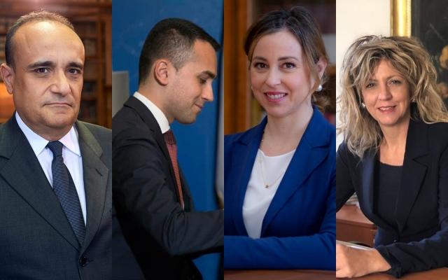 Cinque Stelle, in Irpinia arrivano quattro ministri