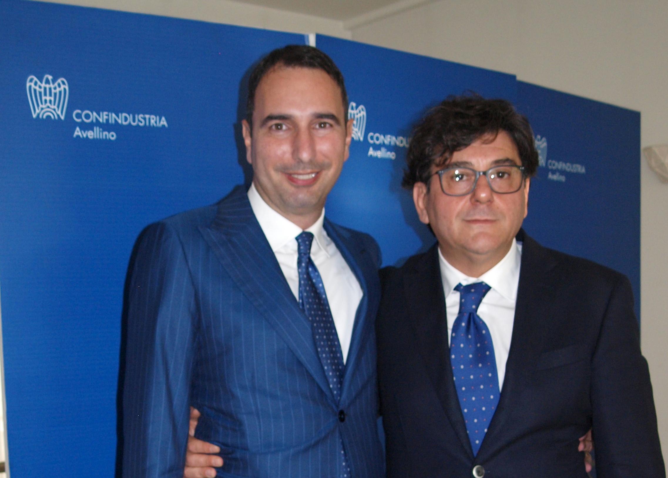 Piccola Industria Avellino, Iapicca è il nuovo presidente