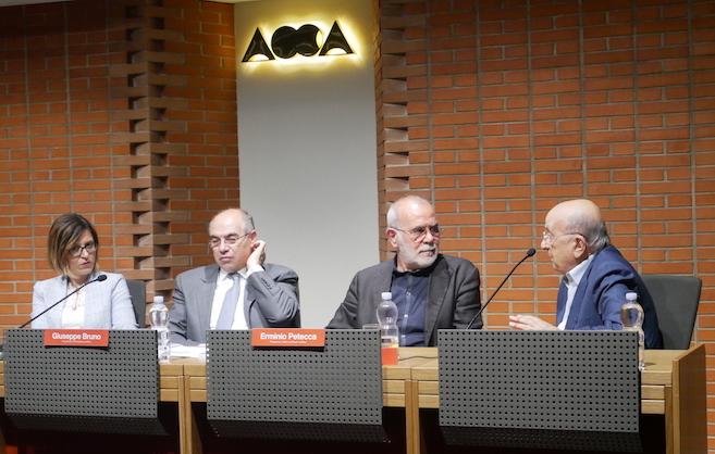 Laceno, dialogo tra De Mita e un architetto