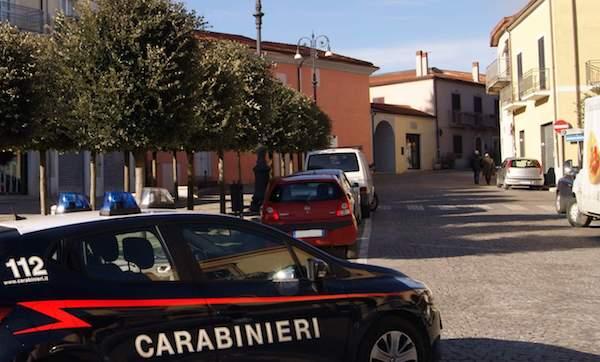 Sant'Angelo dei Lombardi, denunciato per possesso illegale di munizioni