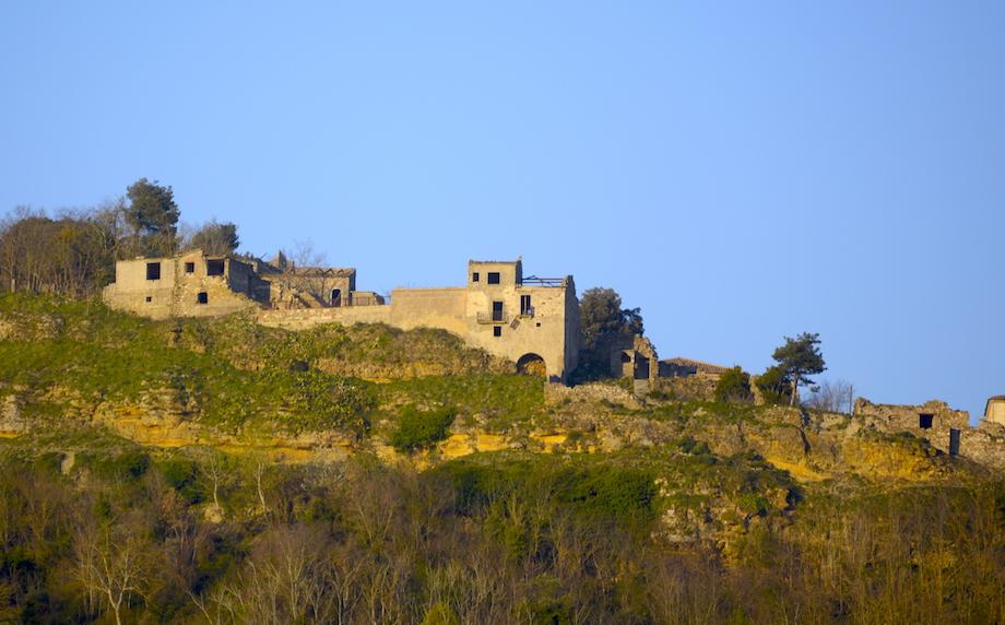 Progetto Pilota, Conza della Campania ha scelto storia e natura