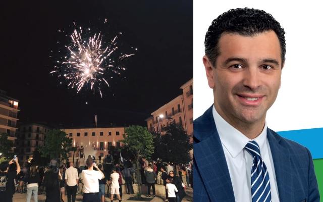 Avellino, è Gianluca Festa il nuovo sindaco
