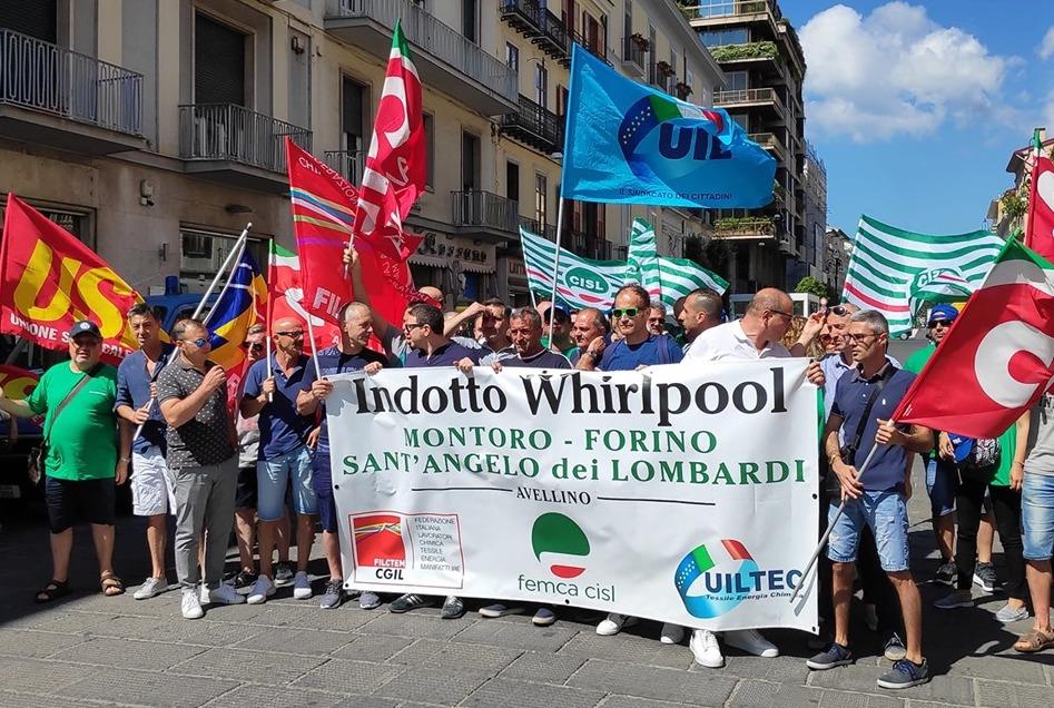 Crisi Whirlpool, l'indotto in Irpinia chiede tavolo ad hoc