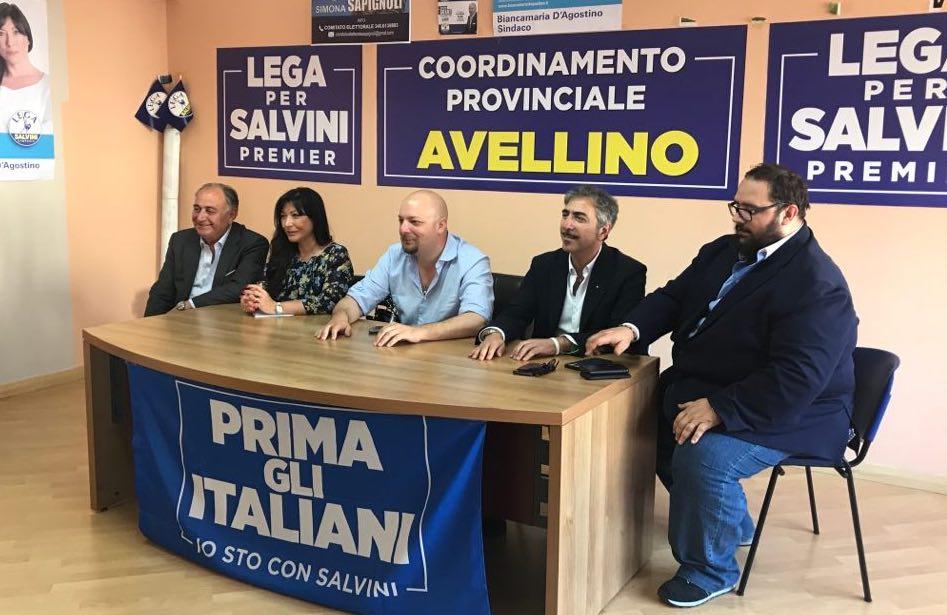 Lega, Vecchia: 'Modello Cassano Irpino per le regionali'
